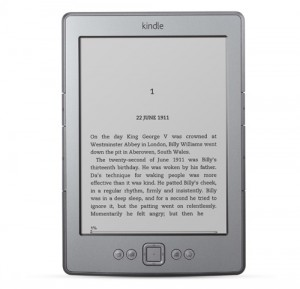 "Picture of Amazon Kindle 6"" Wifi e-reader"