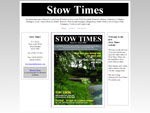 Stow Times free local newspaper for Stow on the Wold